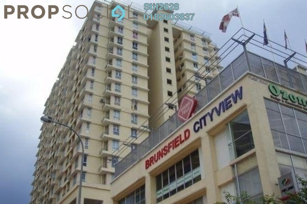 For Rent Condominium at Warisan Cityview, Cheras Leasehold Unfurnished 3R/2B 1.5k