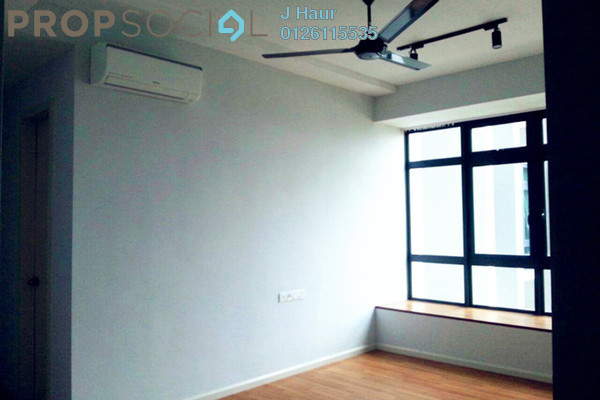 For Rent Condominium at LaCosta, Bandar Sunway Leasehold Semi Furnished 3R/2B 2.8k