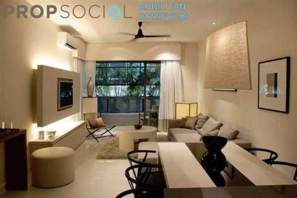 For Rent Condominium at MKH Boulevard, Kajang Freehold Semi Furnished 3R/2B 1.5k
