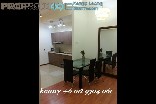 For Sale Serviced Residence at Park View, KLCC Freehold Fully Furnished 1R/1B 638k