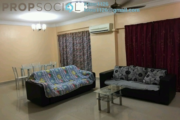 For Rent Condominium at Pertiwi Indah, Cheras Leasehold Fully Furnished 3R/2B 2.2k