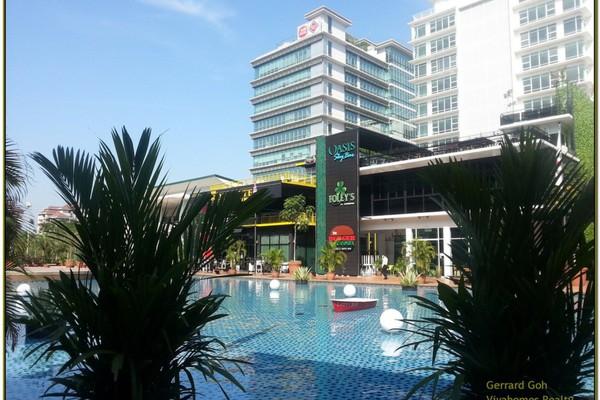 For Sale Office at Oasis Ara Damansara, Ara Damansara Freehold Unfurnished 0R/0B 2.5m
