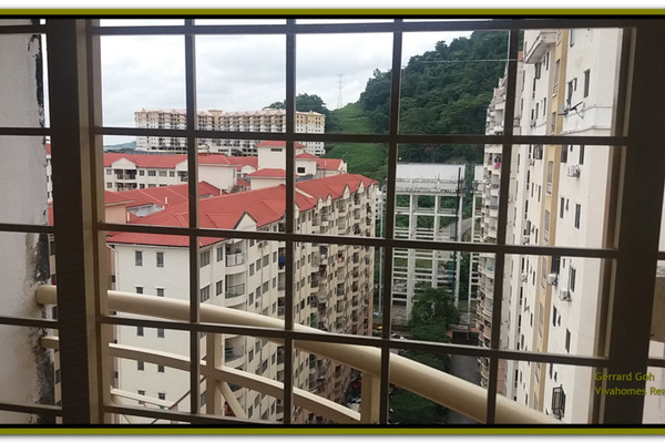 For Rent Condominium at Vista Saujana, Kepong Freehold Unfurnished 3R/2B 1k