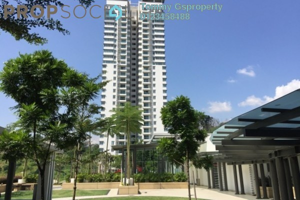 For Rent Condominium at Saville Residence, Old Klang Road Freehold Fully Furnished 3R/2B 2.5k