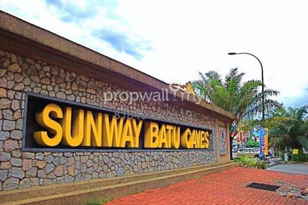 For Rent Shop at Sunway Batu Caves, Batu Caves Leasehold Unfurnished 0R/0B 3k