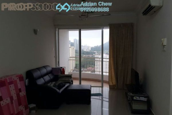 For Sale Condominium at Gurney Park, Gurney Drive Freehold Semi Furnished 3R/2B 685k