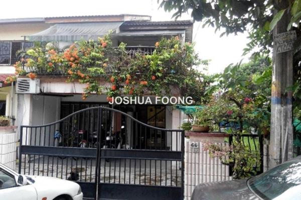 For Sale Terrace at Taman Muda, Pandan Indah Leasehold Semi Furnished 4R/3B 798k