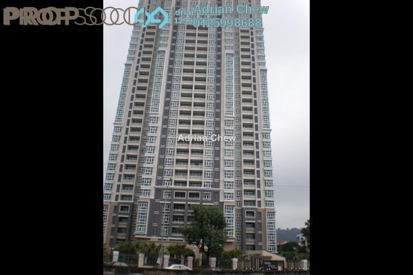 For Sale Condominium at Fettes Residences, Tanjung Tokong Freehold Fully Furnished 4R/4B 1.7m
