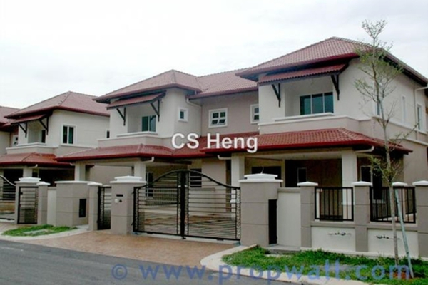 For Rent Terrace at Tropicana Golf & Country Resort, Tropicana Leasehold Semi Furnished 4R/3B 3.8k