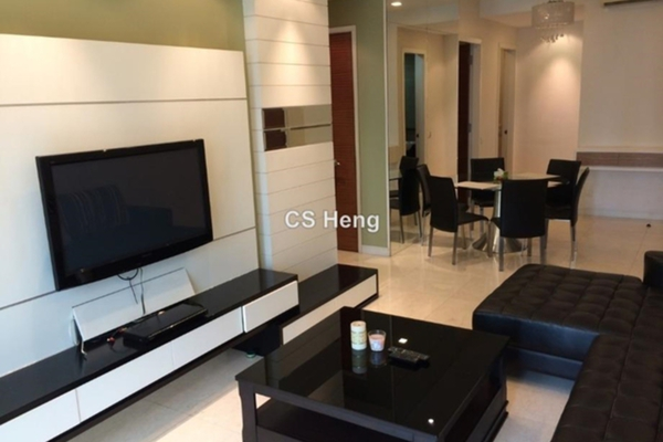 For Rent Condominium at Marc Service Residence, KLCC Leasehold Fully Furnished 2R/2B 5.2k