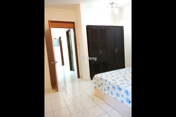 For Rent Condominium at Riana Green, Tropicana Leasehold Fully Furnished 2R/1B 1.7k
