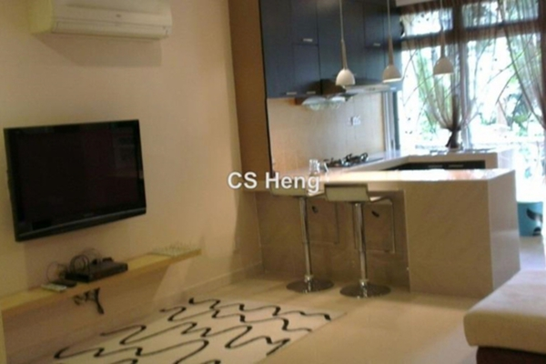 For Rent Condominium at City Gardens, Bukit Ceylon Leasehold Fully Furnished 3R/2B 2.9k