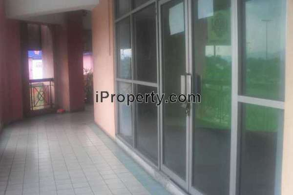 For Rent Office at Diamond Square, Setapak Leasehold Unfurnished 0R/0B 600translationmissing:en.pricing.unit
