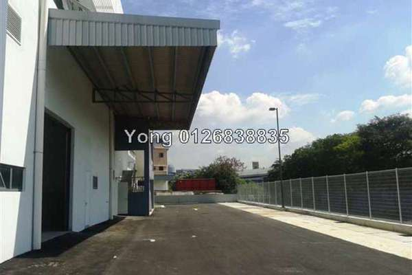 For Rent Office at Section 51A, Petaling Jaya Leasehold Unfurnished 0R/0B 60k