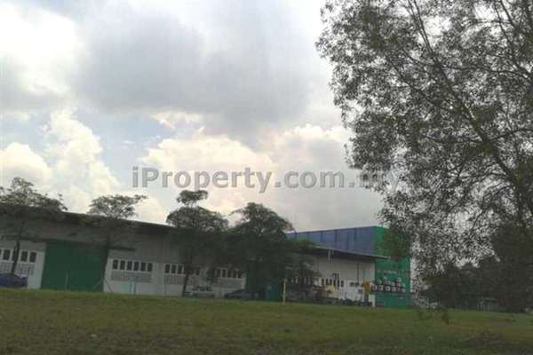For Rent Factory at Hicom Glenmarie, Glenmarie Leasehold Unfurnished 0R/0B 80k