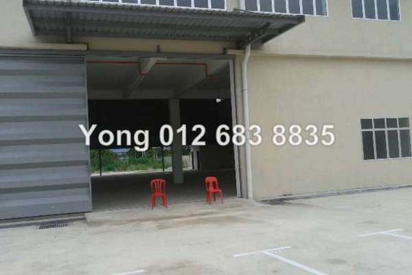 For Rent Factory at Cheras Jaya Industrial Park, Balakong Leasehold Unfurnished 0R/0B 30k