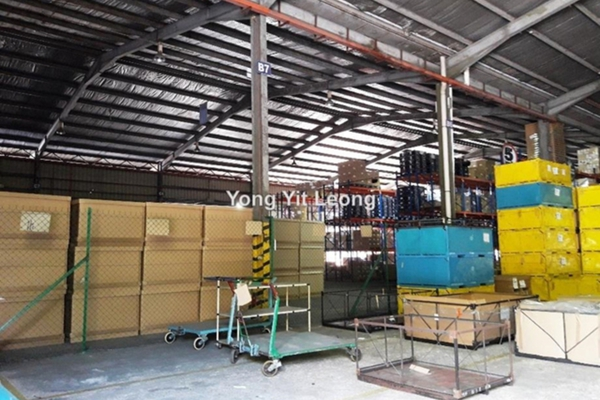 For Rent Factory at Section 16, Shah Alam Leasehold Unfurnished 0R/0B 68k