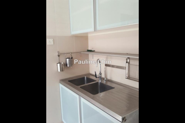 For Rent Terrace at Villa Aseana, Mont Kiara Leasehold Semi Furnished 5R/6B 8k