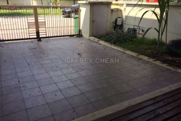 For Sale Terrace at SouthLake, Desa ParkCity  Semi Furnished 3R/4B 1.58m
