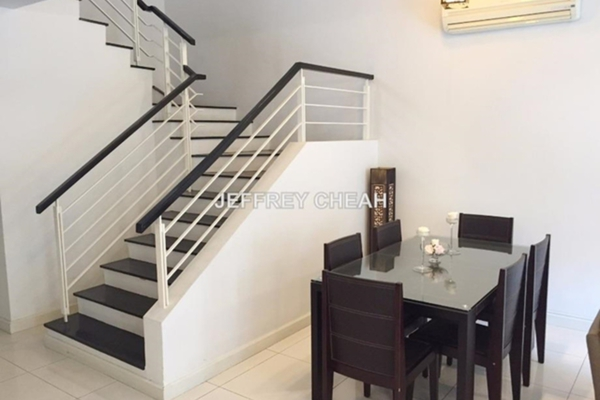 For Sale Terrace at Zenia, Desa ParkCity Freehold Semi Furnished 3R/4B 2.15m