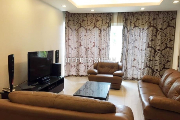 For Rent Terrace at Amelia, Desa ParkCity Freehold Semi Furnished 4R/5B 6k