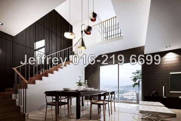 For Sale Superlink at The Breezeway, Desa ParkCity Freehold Semi Furnished 3R/4B 2.5m