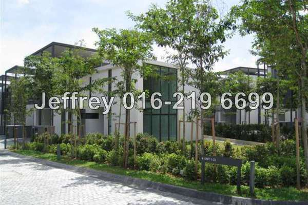 For Sale Superlink at Casaman, Desa ParkCity Freehold Semi Furnished 4R/5B 2.8m