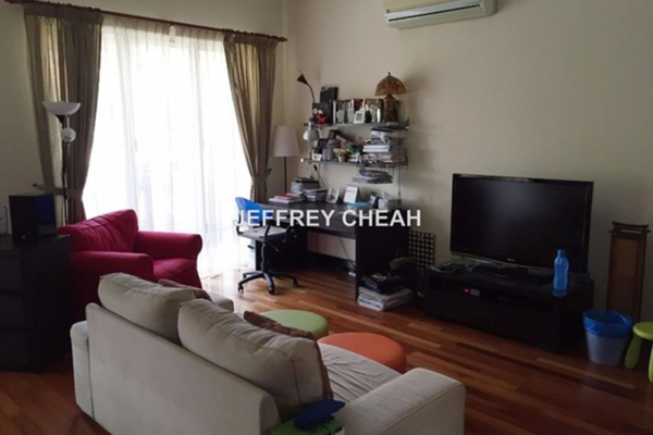 For Rent Superlink at Duta Tropika, Dutamas Freehold Semi Furnished 5R/6B 10k