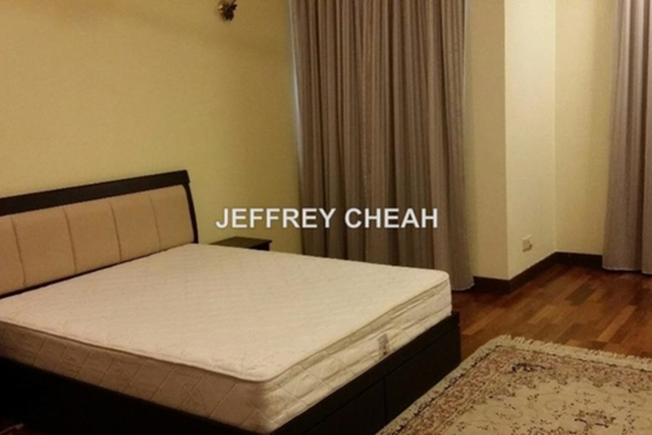 For Rent Link at Safa, Desa ParkCity Freehold Semi Furnished 4R/4B 5k