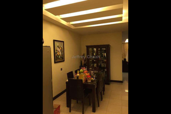 For Sale Superlink at Safa, Desa ParkCity Freehold Semi Furnished 4R/5B 2.38m