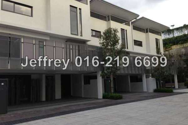 For Sale Terrace at The Mansions, Desa ParkCity Freehold Semi Furnished 4R/6B 4m
