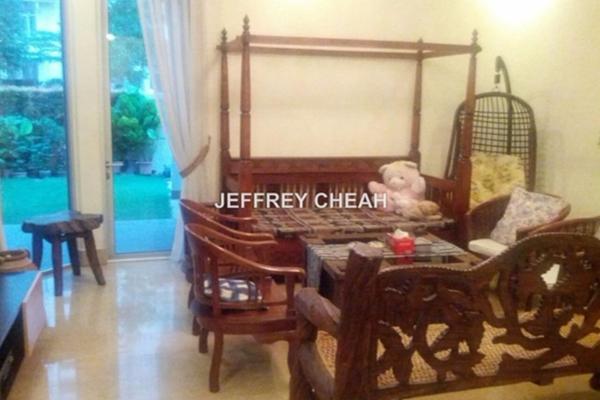 For Rent Villa at Villa Aseana, Mont Kiara Freehold Semi Furnished 5R/6B 10k