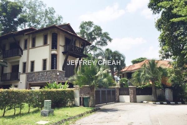 For Sale Land at Taman Bukit Damansara, Damansara Heights Freehold Unfurnished 0R/0B 6.18m