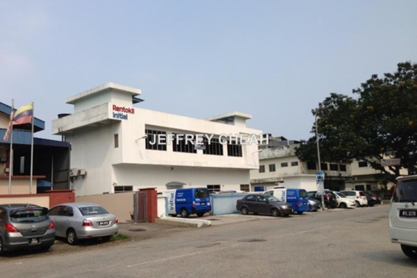 For Sale Factory at Taman Bukit Maluri, Kepong Leasehold Unfurnished 0R/0B 10m