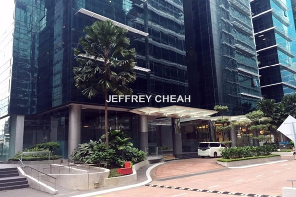 For Sale Office at The Horizon, Bangsar South Leasehold Unfurnished 0R/0B 55m
