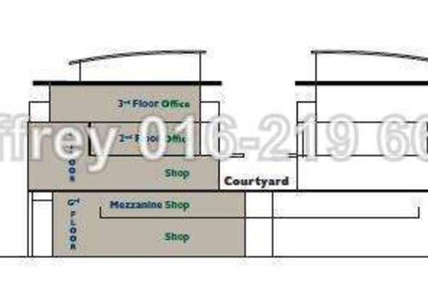 For Sale Shop at Plaza Arcadia, Desa ParkCity Freehold Unfurnished 1R/1B 2.2m