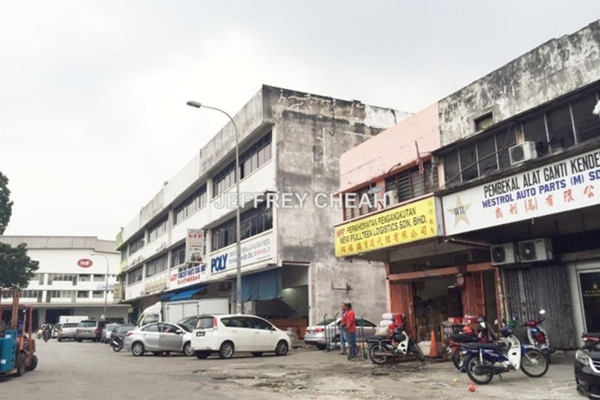 For Sale Shop at Taman Segambut, Segambut Leasehold Unfurnished 1R/1B 2.48m