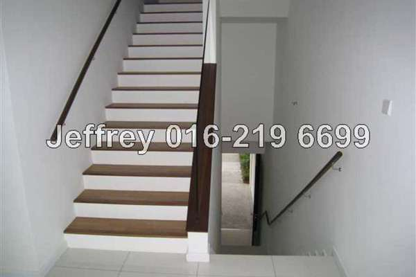For Sale Townhouse at Sunway SPK 3 Harmoni, Kepong Freehold Semi Furnished 3R/4B 1.35m