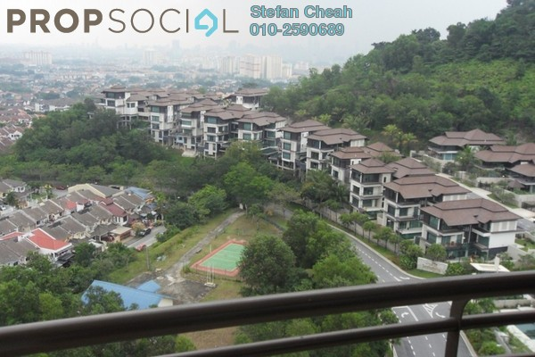 For Sale Condominium at Emerald Hill, Ampang Leasehold Semi Furnished 3R/2B 389k