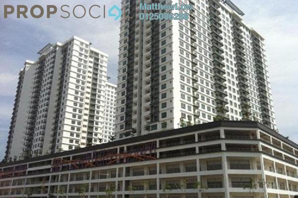For Rent Condominium at The Golden Triangle, Relau Freehold Fully Furnished 3R/2B 1.6k