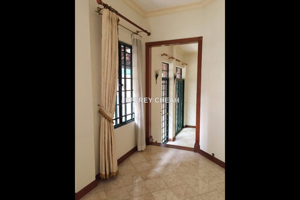 For Sale Semi-Detached at Jelutong Villa, Damansara Heights Freehold Semi Furnished 4R/5B 3.1m
