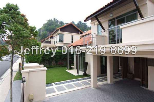 For Sale Semi-Detached at The Ridgewood, Desa ParkCity Freehold Semi Furnished 5R/6B 3.8m