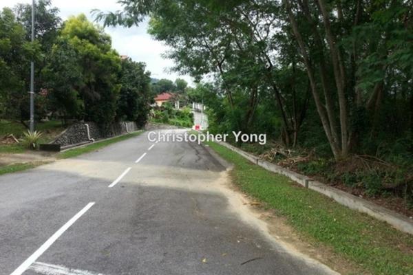 For Sale Land at Kampung Melayu Kepong, Kepong Leasehold Unfurnished 0R/0B 1.21m