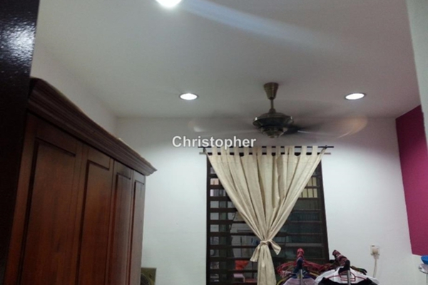 For Sale Semi-Detached at Tiara Puteri, Bukit Rahman Putra Leasehold Semi Furnished 4R/4B 1.83m