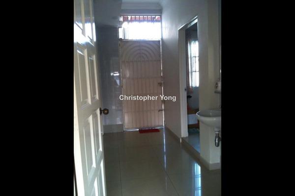 For Sale Semi-Detached at Taman Sri Bintang, Kepong Freehold Semi Furnished 4R/3B 2.6m