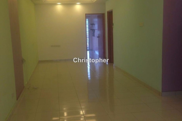 For Sale Townhouse at Amansiara, Selayang Leasehold Semi Furnished 3R/2B 368k