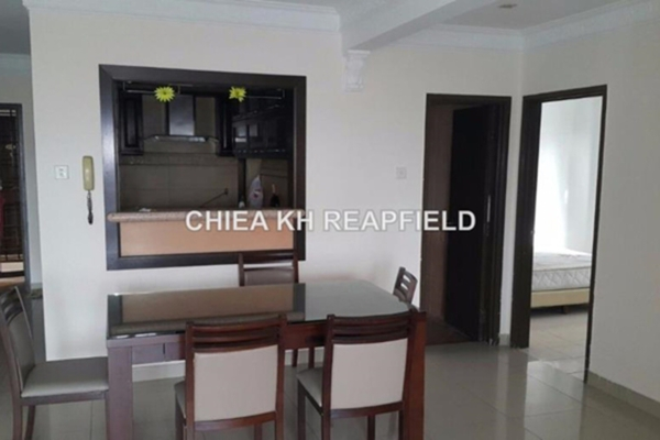 For Rent Condominium at Sri Putramas I, Dutamas Leasehold Semi Furnished 3R/2B 1.9k