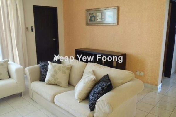For Sale Condominium at Mont Kiara Bayu, Mont Kiara Freehold Semi Furnished 3R/3B 888k