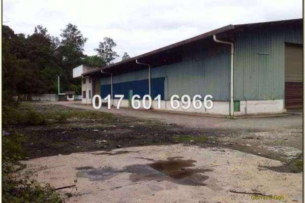 For Rent Factory at Senawang Industrial Area, Senawang  Unfurnished 0R/0B 18k