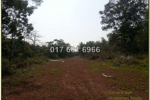 For Sale Land at Bestari Jaya, Kuala Selangor  Unfurnished 0R/0B 10.9m